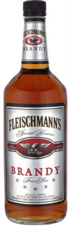 Fleischmann's Brandy Five Star